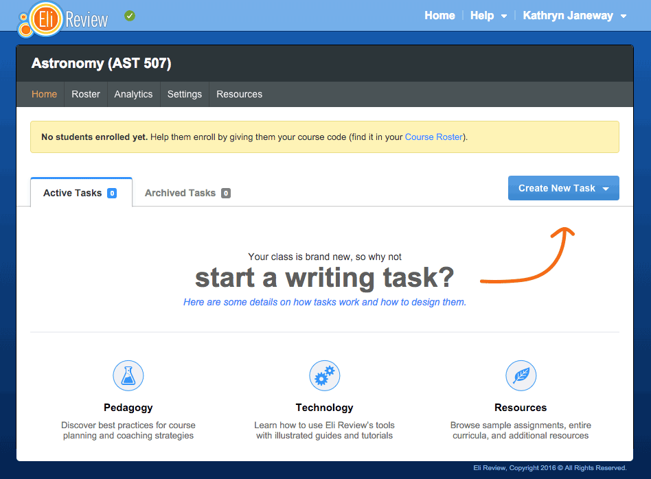 11xa-instructor-course-homepage-active-empty