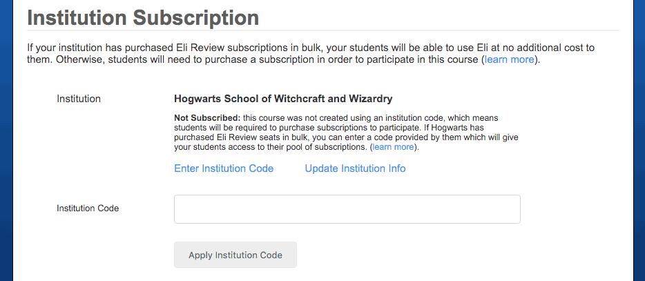 13c-institution-options