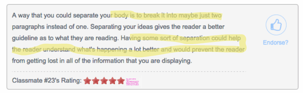 comment-annotate