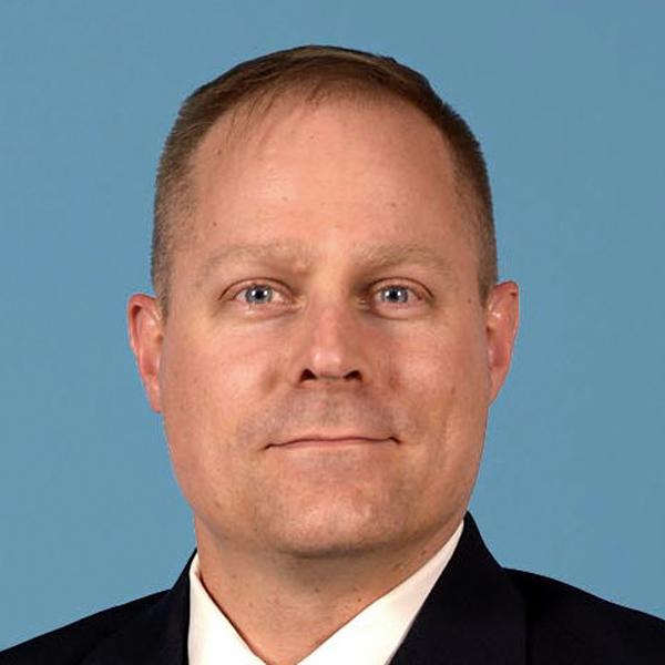 Lt. Col. Paul Jonston