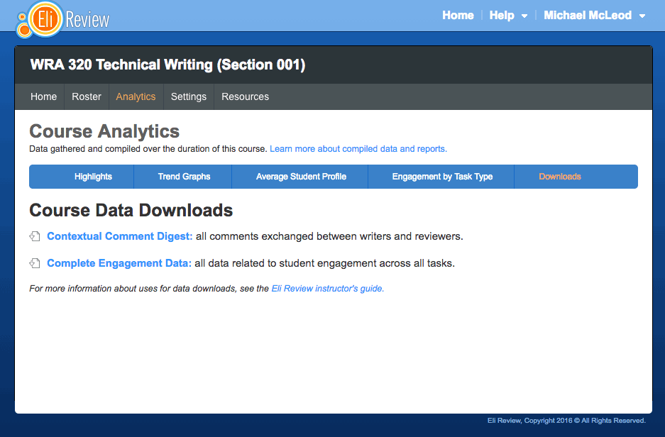 analytics-download