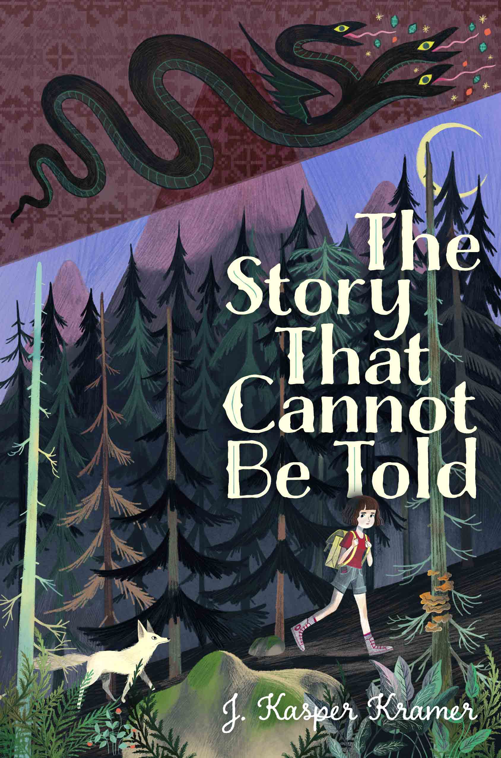 The Story That Cannot Be Told (book cover)